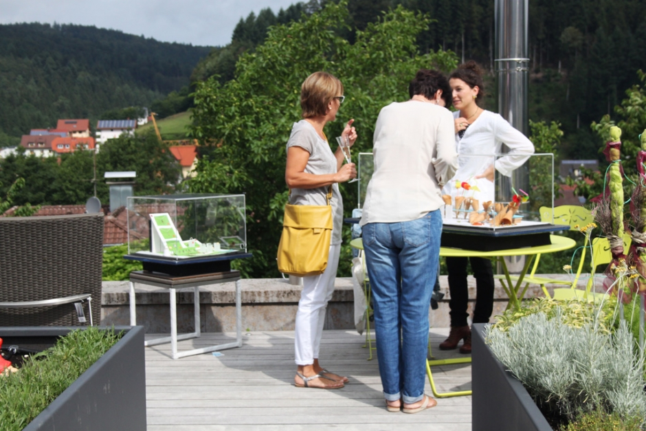 Team Grün Elzach – Garten-Damen-Brunch & Männer-Barbecue