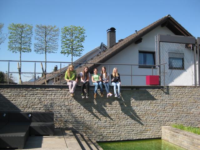 Team Grün Elzach – Girls Day 2015