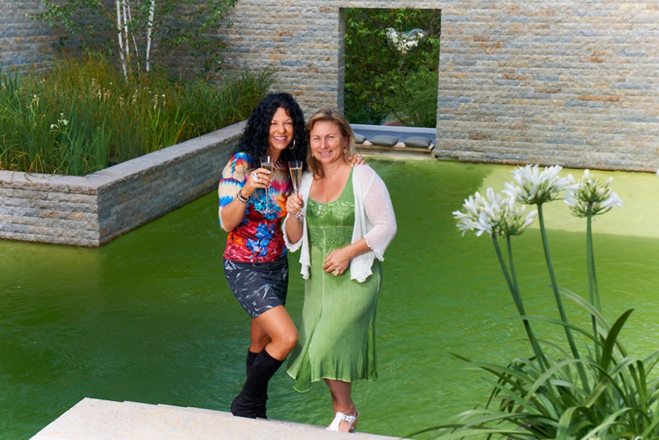Team Grün Elzach – Schaugarten für Fotoshootings