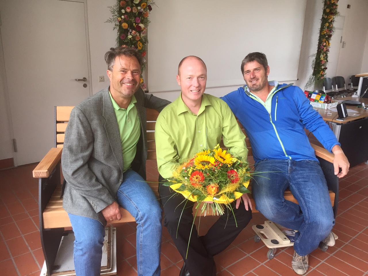 Team Grün Elzach - Aktuelles: Unser frisch gebackener Meister