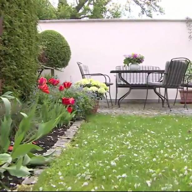 Der romantische Garten