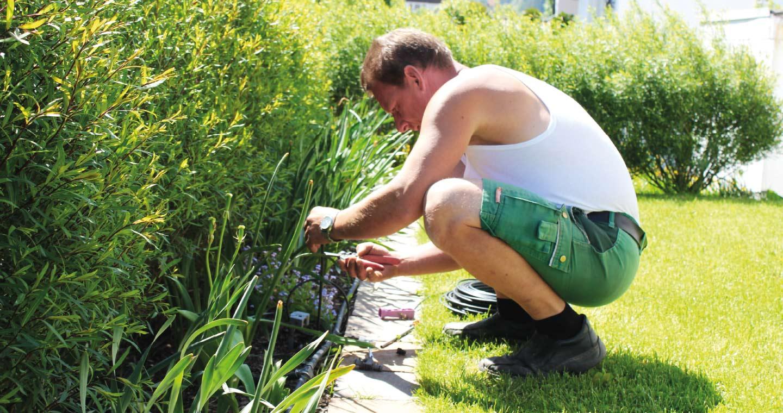Gartenservice & Gartentechnik