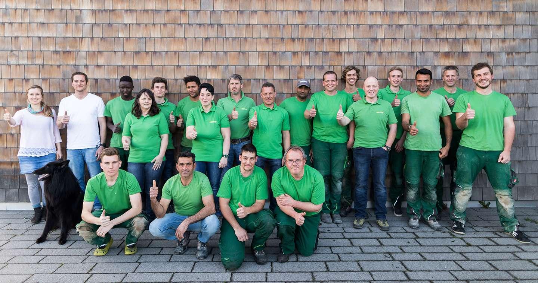 Team Grün Elzach - Unsere Gartenexperten